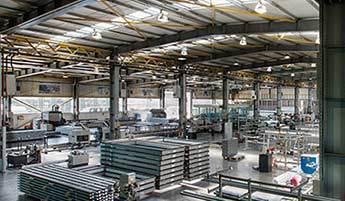 Fabrika ve Üretim Tesisleri