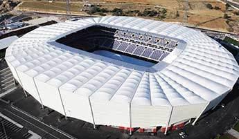 Mersin Olimpiyat Stadı- Mersin