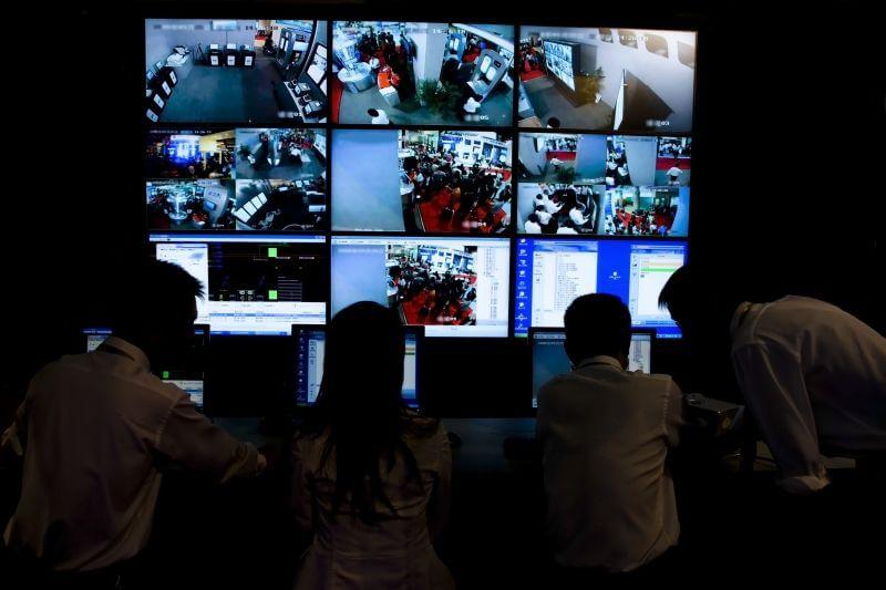CCTV Closed Circuit Camera Applications