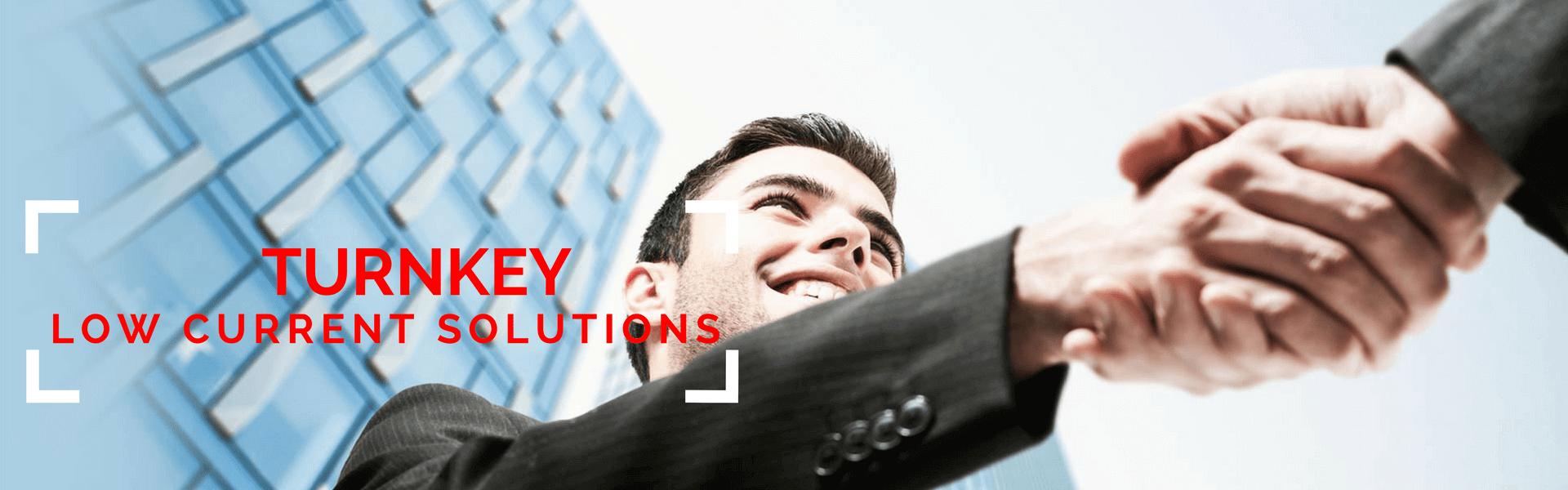 Anahtar Teslim Zayıf Akım Çözümleri