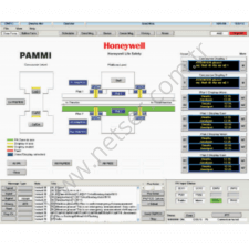 Honeywell Pammi Acil Anons ve Genel Seslendirme Yazılımı