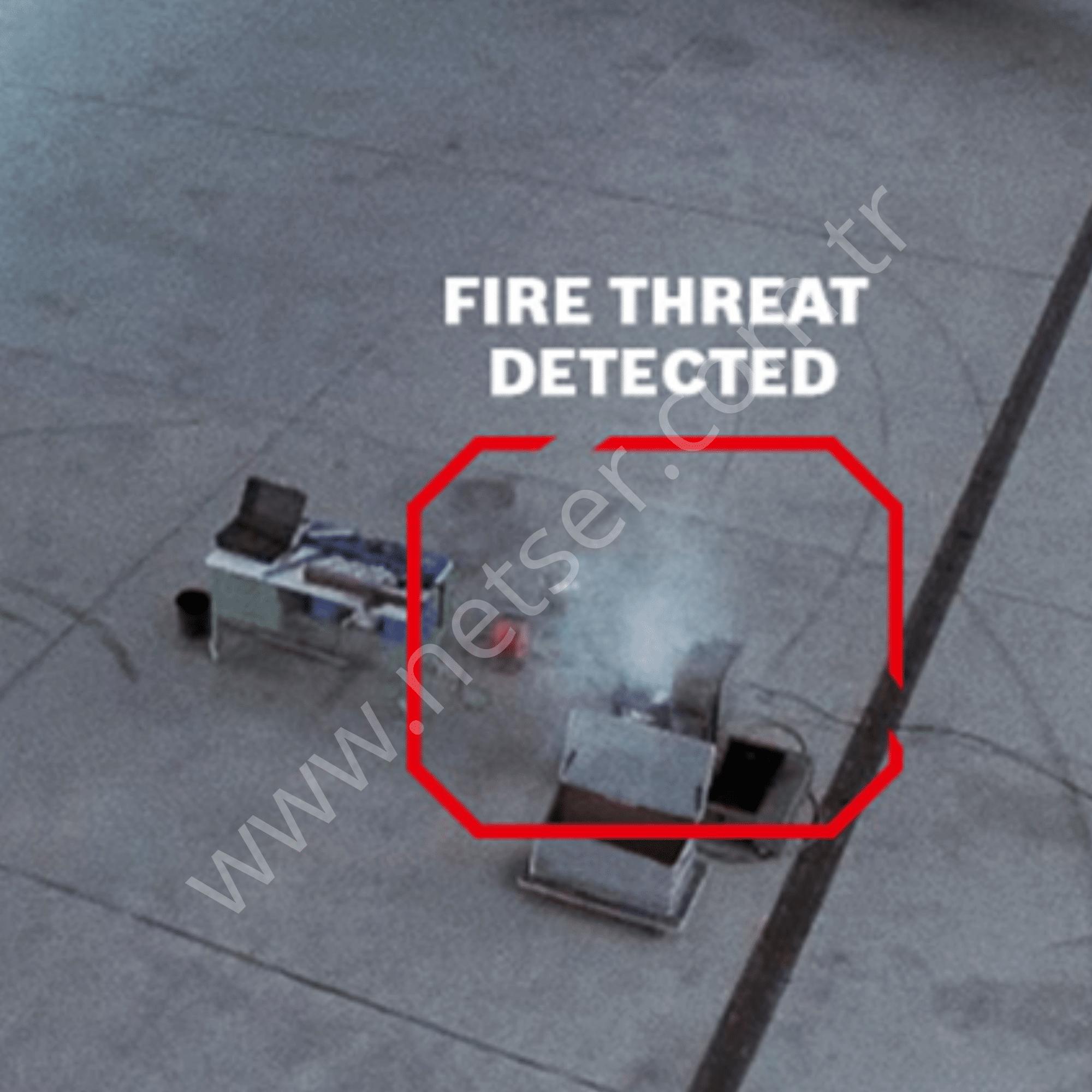 Video Tabanlı Yangın Algılama
