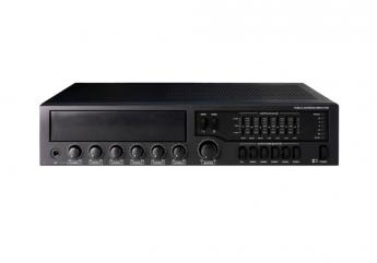 Empertech 120W Mikser Amplifikatör - 6 Bölge Seçici