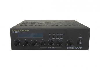 Empertech 30W Mikser Amplifikatörü - Radyo, MP3 ve USB