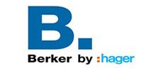 BERKER BY HAGER