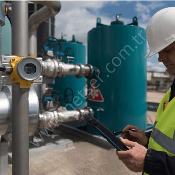 Gaz Algılama Sistemi