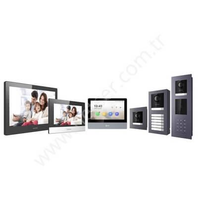 Hikvision İnterkom Sistemleri