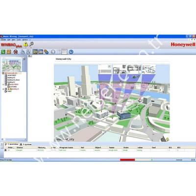 Honeywell Winmag Yangın Algılama Yazılımı