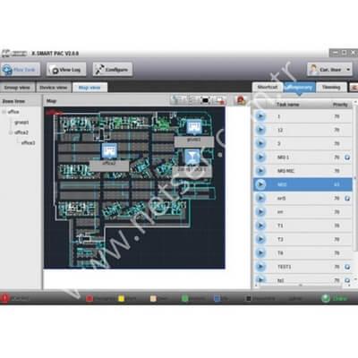 Honeywell X-Smart Acil Anons Sistem Yönetim Yazılımı