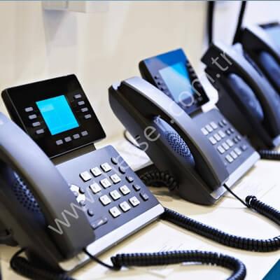 IP Masaüstü Telefon