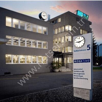 Moser Baer Merkezi Saat Sistemleri