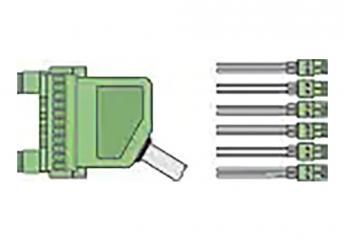 VARIODYN D1 DOM4-24 Kabin Arka Paneli için Kablo
