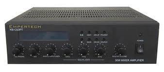 Empertech 60W Mikser Amplifikatörü